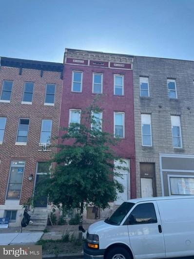 1540 N Broadway, Baltimore, MD 21213 - #: MDBA552838