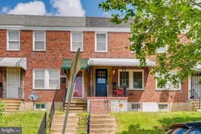 3818 Lyndale Avenue, Baltimore, MD 21213 - #: MDBA552844