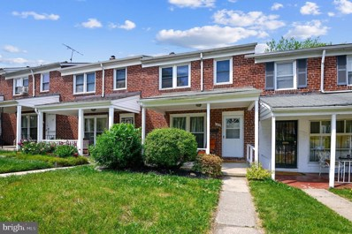 1306 Sherwood Avenue, Baltimore, MD 21239 - #: MDBA552888