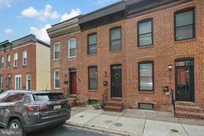 1818 Byrd Street, Baltimore, MD 21230 - #: MDBA552950