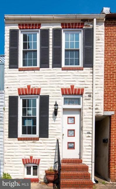 1201 S Ellwood Avenue, Baltimore, MD 21224 - #: MDBA552954