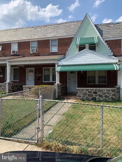 4012 Woodridge Road, Baltimore, MD 21229 - #: MDBA553004