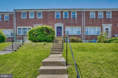 1605 Walterswood Road, Baltimore, MD 21239 - #: MDBA553076
