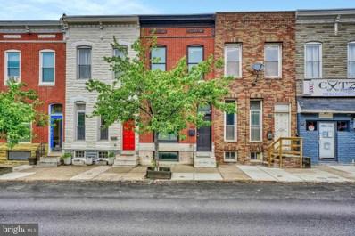 3326 E Baltimore Street, Baltimore, MD 21224 - #: MDBA553092