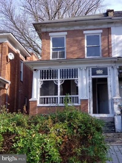 1627 N Hilton Street, Baltimore, MD 21216 - #: MDBA553186
