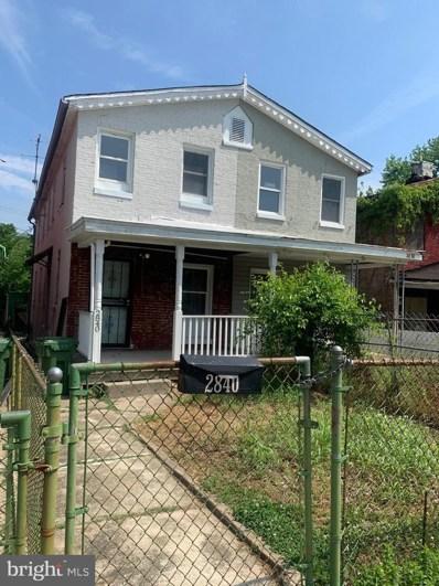 2840 W Lanvale Street, Baltimore, MD 21216 - #: MDBA553210