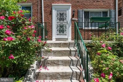 3929 Frisby Street, Baltimore, MD 21218 - #: MDBA553234
