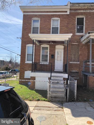 2 N Abington Avenue, Baltimore, MD 21229 - #: MDBA553246