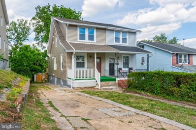 4308 Woodlea Avenue, Baltimore, MD 21206 - #: MDBA553256