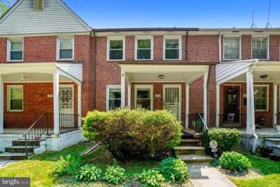 1563 Winston Avenue, Baltimore, MD 21239 - #: MDBA553260