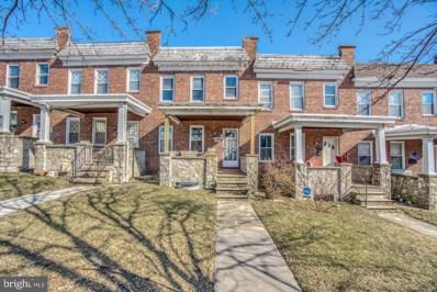 1429 N Ellamont Street, Baltimore, MD 21216 - #: MDBA553274