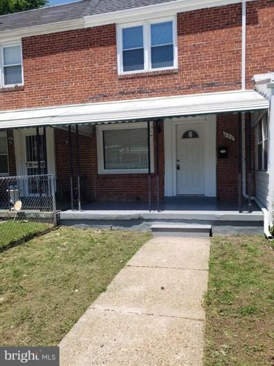 632 Cheraton Road, Baltimore, MD 21225 - #: MDBA553278
