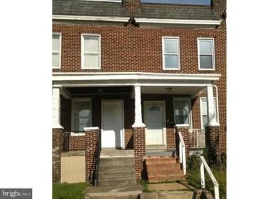 2445 Westport Street, Baltimore, MD 21230 - #: MDBA553360