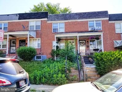 319 Denison Street, Baltimore, MD 21229 - #: MDBA553390