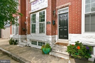 1826 Belt Street, Baltimore, MD 21230 - #: MDBA553396