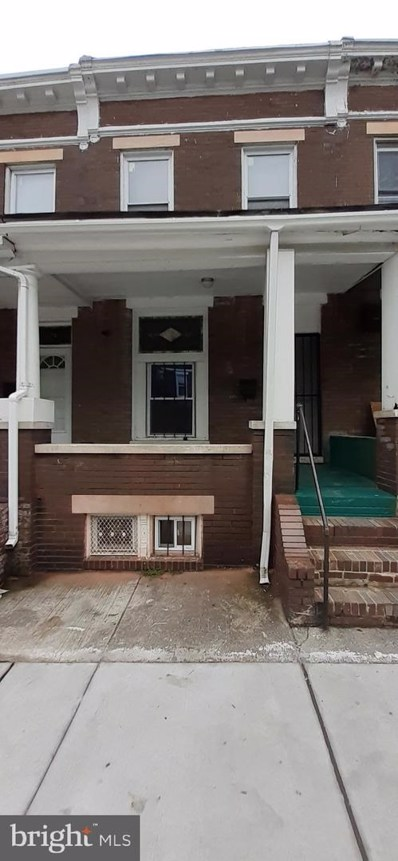 1749 Darley Avenue, Baltimore, MD 21213 - #: MDBA553464