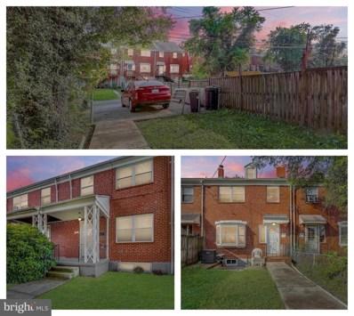 1903 Winford Road, Baltimore, MD 21239 - #: MDBA553474