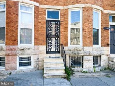 1935 W Lafayette Avenue, Baltimore, MD 21217 - #: MDBA553522
