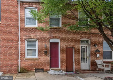 512 S Port Street, Baltimore, MD 21224 - #: MDBA553544