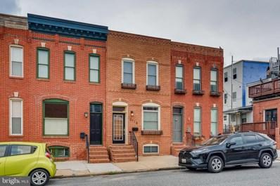 3118 Hudson Street, Baltimore, MD 21224 - #: MDBA553560
