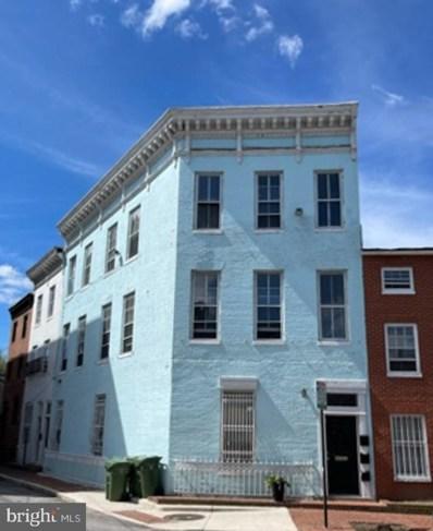 500 Druid Hill Avenue, Baltimore, MD 21201 - #: MDBA553608