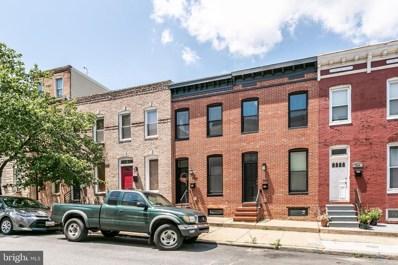 508 S Clinton Street, Baltimore, MD 21224 - #: MDBA553630