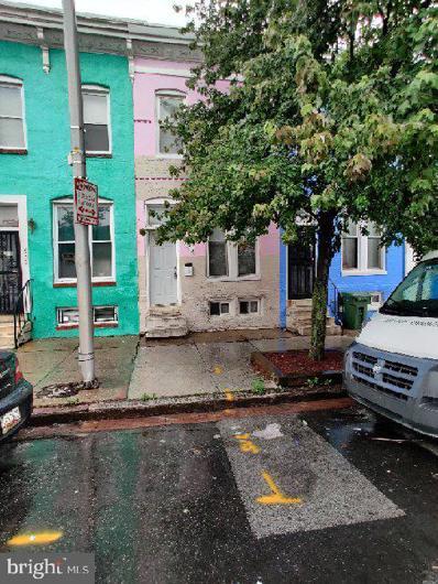 1534 N Stricker Street, Baltimore, MD 21217 - #: MDBA553658