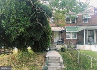 2821 E Federal Street, Baltimore, MD 21213 - #: MDBA553670
