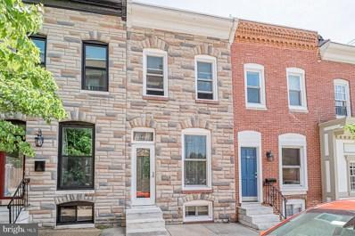 3405 Hudson Street, Baltimore, MD 21224 - #: MDBA553682
