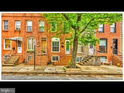 1331 Richardson Street, Baltimore, MD 21230 - #: MDBA553724