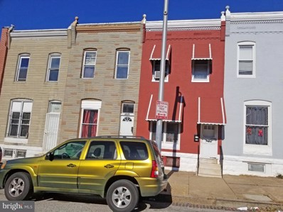 2228 E Chase Street, Baltimore, MD 21213 - #: MDBA553732