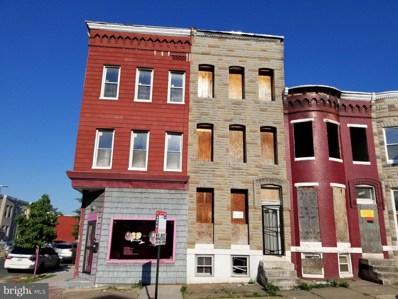 2102 N Fulton Avenue, Baltimore, MD 21217 - #: MDBA553774