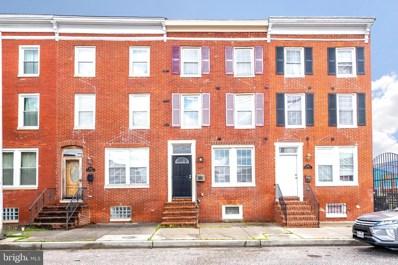 1227 Scott Street, Baltimore, MD 21230 - #: MDBA553788