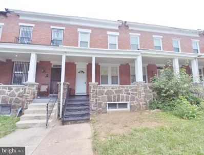 17 S Monastery Avenue, Baltimore, MD 21229 - #: MDBA553802
