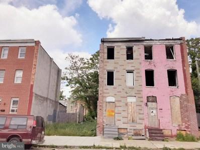 1806 McHenry Street, Baltimore, MD 21223 - #: MDBA553820