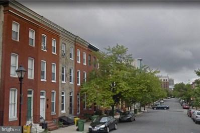 718 Portland Street, Baltimore, MD 21230 - #: MDBA553844