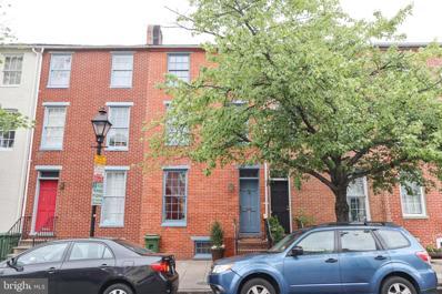 660 Portland Street, Baltimore, MD 21230 - #: MDBA553860