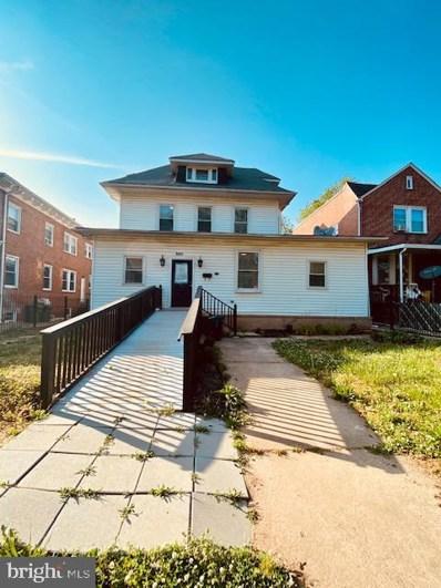 3922 Fairview Avenue, Baltimore, MD 21216 - #: MDBA553866