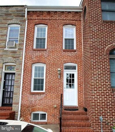 1132 Cooksie Street, Baltimore, MD 21230 - #: MDBA553870