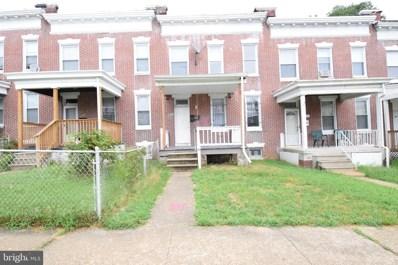 419 N Loudon Avenue, Baltimore, MD 21229 - #: MDBA553886