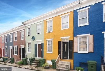 1307 Lemmon Street, Baltimore, MD 21223 - #: MDBA553906