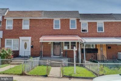 1507 Charlotte Avenue, Baltimore, MD 21224 - #: MDBA553952