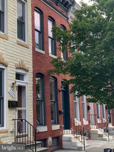 2127 Jefferson Street, Baltimore, MD 21205 - #: MDBA553982