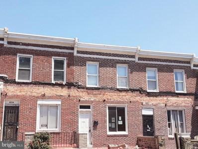 2214 Riggs Avenue, Baltimore, MD 21216 - #: MDBA554018