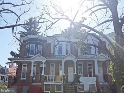 1602 N Ellamont Street, Baltimore, MD 21216 - #: MDBA554066
