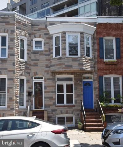 1323 Andre Street, Baltimore, MD 21230 - #: MDBA554092