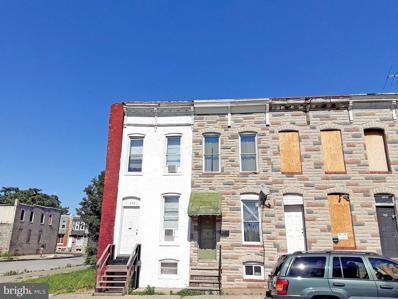 305 S Bentalou Street, Baltimore, MD 21223 - #: MDBA554096