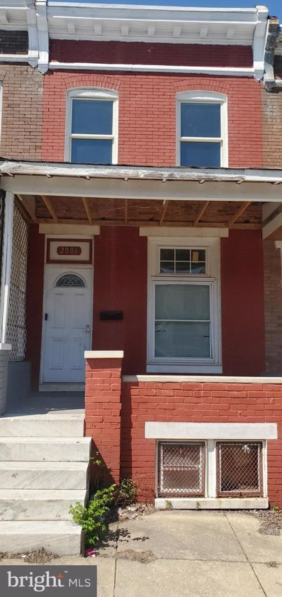 2006 Cliftwood Avenue, Baltimore, MD 21213 - #: MDBA554128