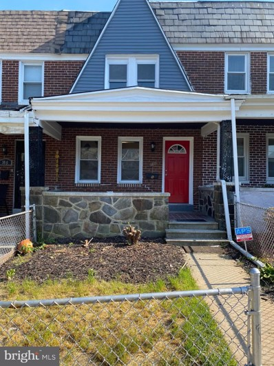 3813 Cranston Avenue, Baltimore, MD 21229 - #: MDBA554138
