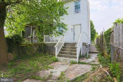 2807 Frederick Avenue, Baltimore, MD 21223 - #: MDBA554160